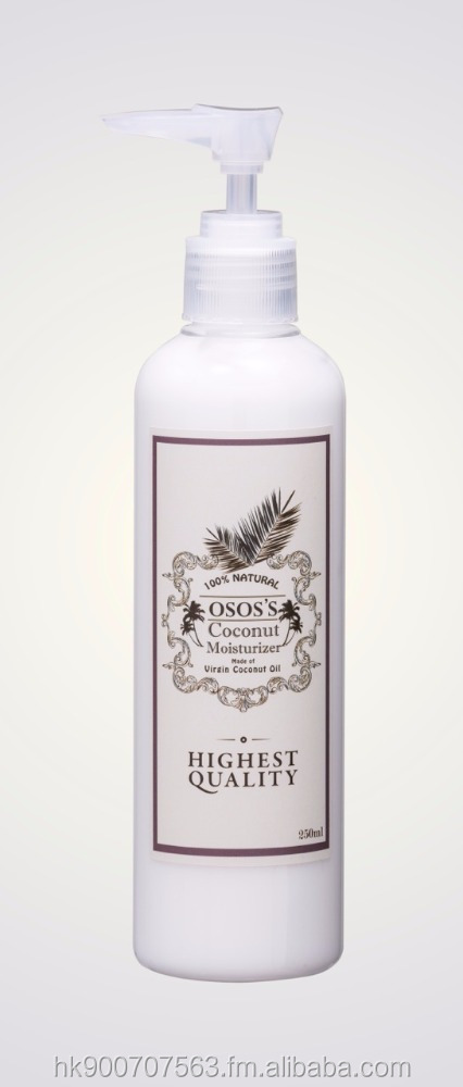Natural Coconut Oil & Coconut Milk Moisturizer 250ml