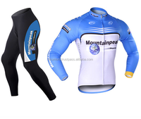 New Cycling Jersey + shorts Quick Dry Breathable Bike wear/ Custom Sublimated Cycling Jersey