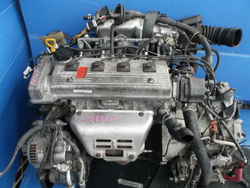 USED CAR ENGINE 5A WITH GEARBOX (HIGH QUALITY) FOR COROLLA LEVIN, SPRINTER