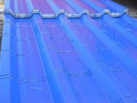 Single skin Metal Roofing - Dubai +971 56 5478106 PPGI/Color coated Aluminum/ Alu Zinc profile sheets - UAE/Qatar/Oman/Bahrain