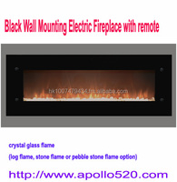 High Quality Wall Mounting Electric Fireplace Wholesale Indoor Fireplaces