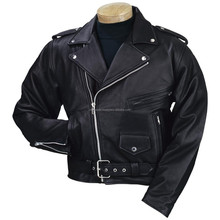 Leather Motorbike Jacket - Racing Wear - Motorcycle Clothing