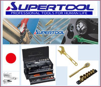 Easy to use SUPERTOOL tube wrench set at reasonable prices