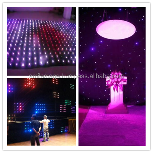 china wholesale led auto led for concernt/party