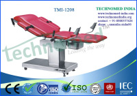 Mechanical Hydraulic Gynecology Multifunctional Obstric Bed / medical bed