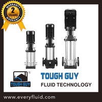 Industrial Vertical Multistage Centrifugal In-Line Pump - Tough Guy VM/VMI/VMN series