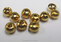 Fly Tying Materials Super Shine Brass Beads Fishing Lure