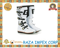Pakistan Factory Custom Wholesale Fashion Leather Boots Motorcycle