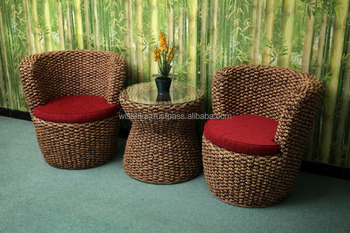 Clifor Living Set rattan furniture