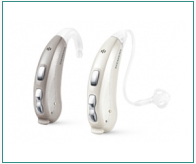 Motion SX 501 XCL Hearing Aid