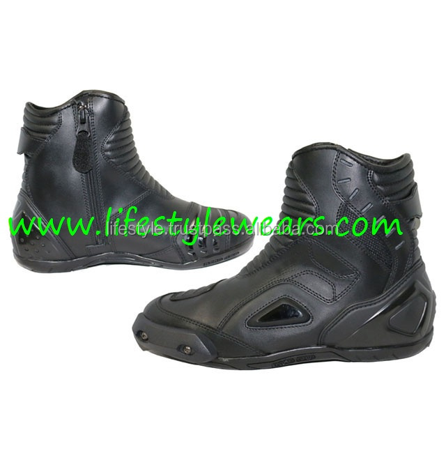 mens leather motorcycle boots motorcycle boots leather police boots motorcycle riding