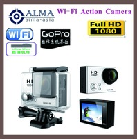 Ultra Slim 1080P Wi-Fi Action Camera