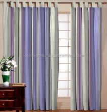 Easy Carried Indian Door Curtain / Different Style of Striped Window Curtain