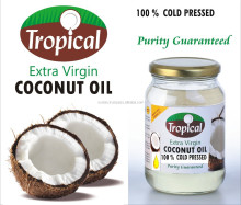 EXTRA VIRGIN COCONUT OIL AS MOISTURIZER AND SOFTENER IN RETAILS JARS