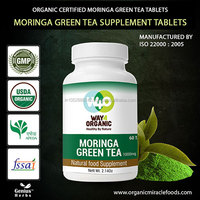 The Superior Grade Moringa Green Tea Tablet For Sales