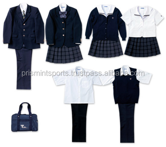 Customized Children's School Uniform, School Uniform wholesale, Any design can be made