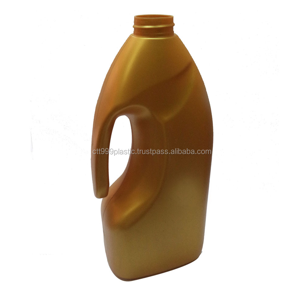 clothes softener detergent plastic bottle / container with cap