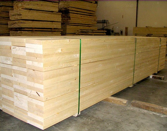 Sawn (Square-Edged) Oak Timber
