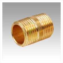 Brass Close Nipple / Brass Pipe Nipple