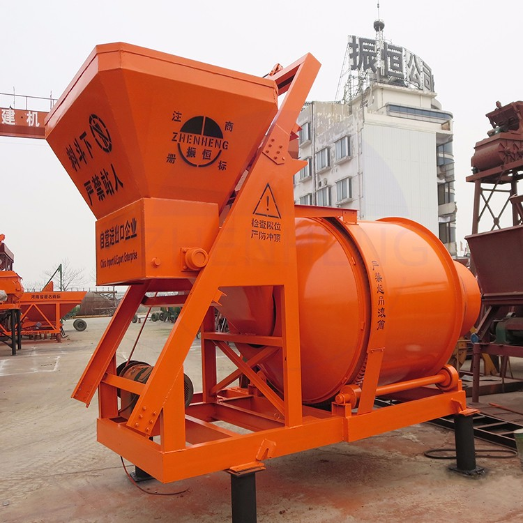 JZCP500 Electric Cement Concrete Mixer Machine Supplier