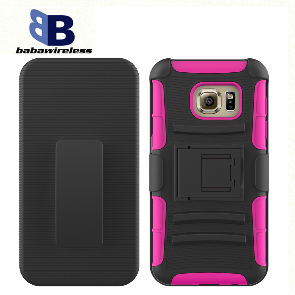 super armor hybrid case with robots shell for LG X Style protective phone case