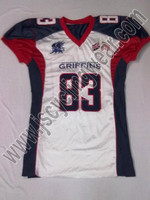Custom hot sales high quality american football jersey