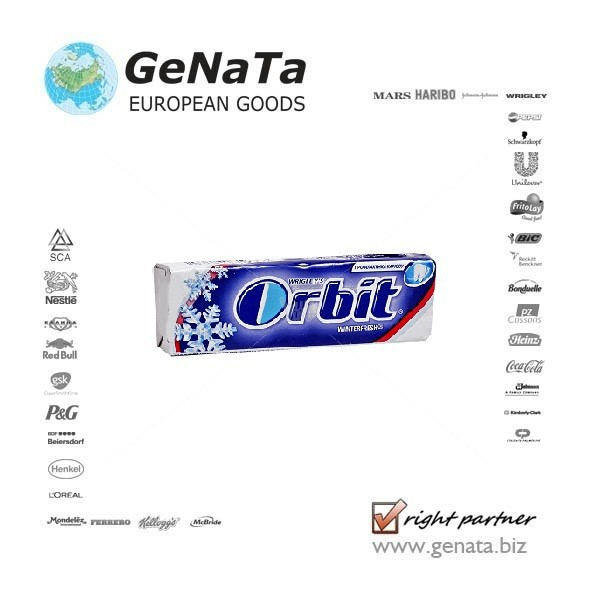 Orbit chewing gum