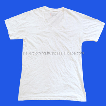 140 Grams V Neck T-Shirts