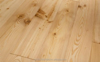 Larch Siberian Wood Flooring finished oil