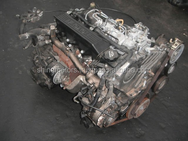 USED 2C ENGINE FOR TOYOTA