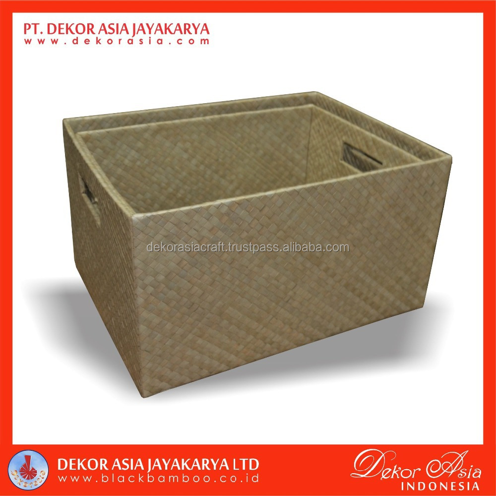 Rectangular Box Without lid