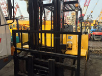 Used TCM diesel forklift on 10ton 7ton 8ton for sale!