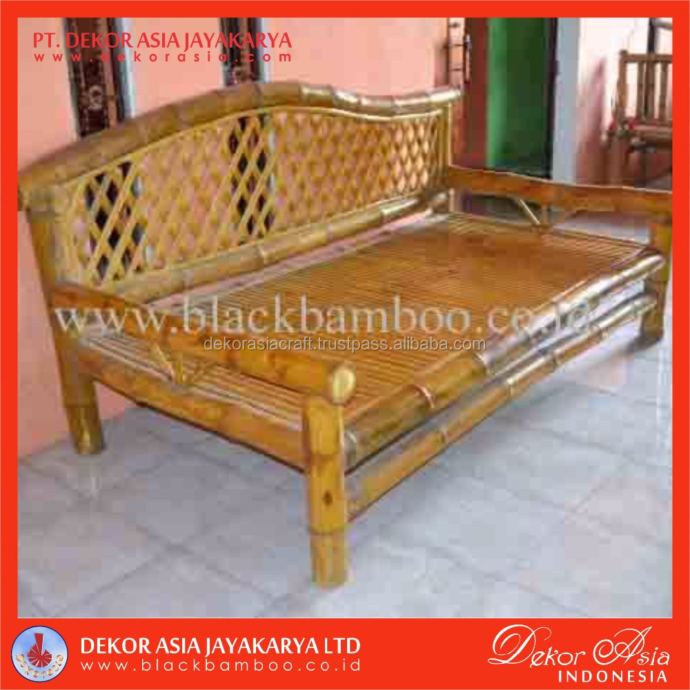 BAMBOO BENCH 3 SEATERS, BAMBOO FURNITURE