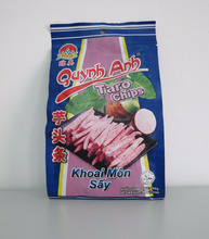 Quynh Anh Taro Chips 100g Bag/ Wholesale snack/food snack /snack