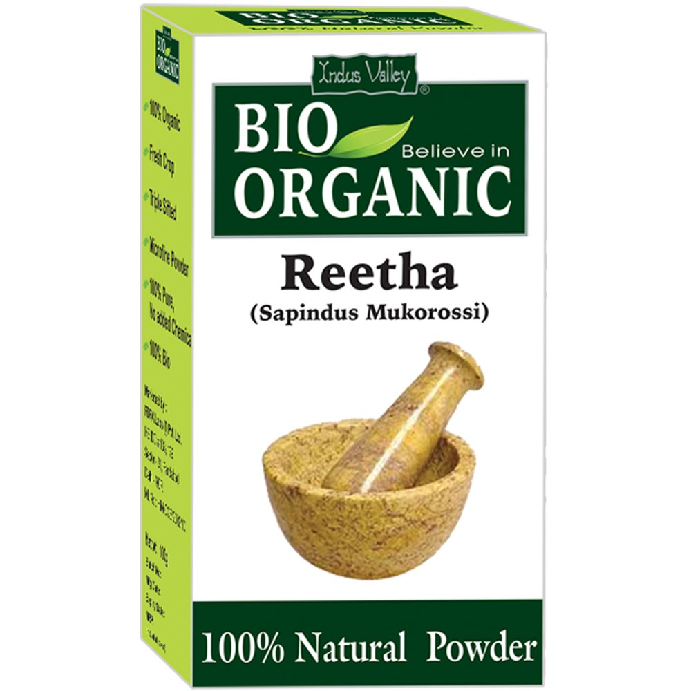 Organic And Natural Reetha Powder