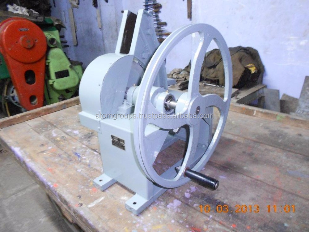 Electronic bar soap Chips cutting machine No. B - 2