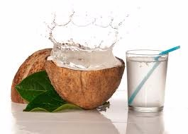 100% Natural coconut water