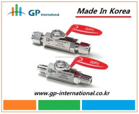 SS316,1000psi Instrumentation Ball Valves for instrument line,Manufacturer in Korea, High Quality Good price