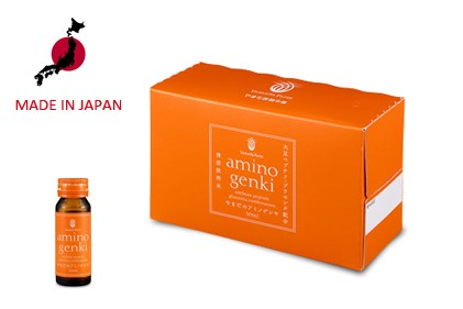Healthy and Natural man power herbal Amino Genki for personal use ,sample,small lot order available