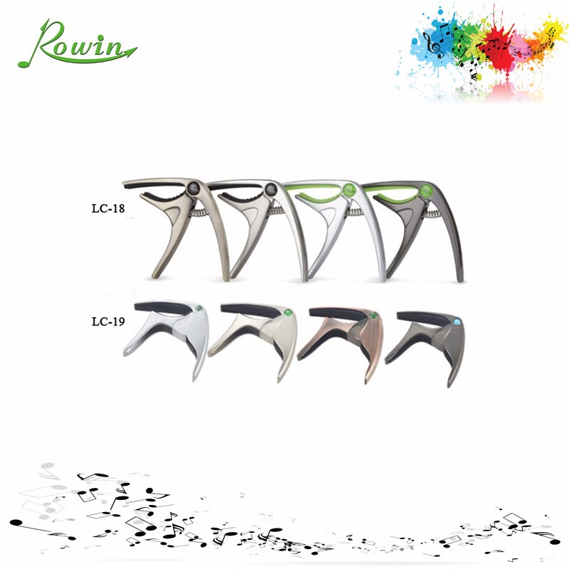 Best Guitar capo LC-18 for bass guitar 4 string electric guitar