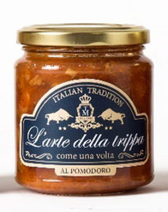 L'Arte della Trippa - Ready Meal Beef Tripe with Tomatoes 1 kg