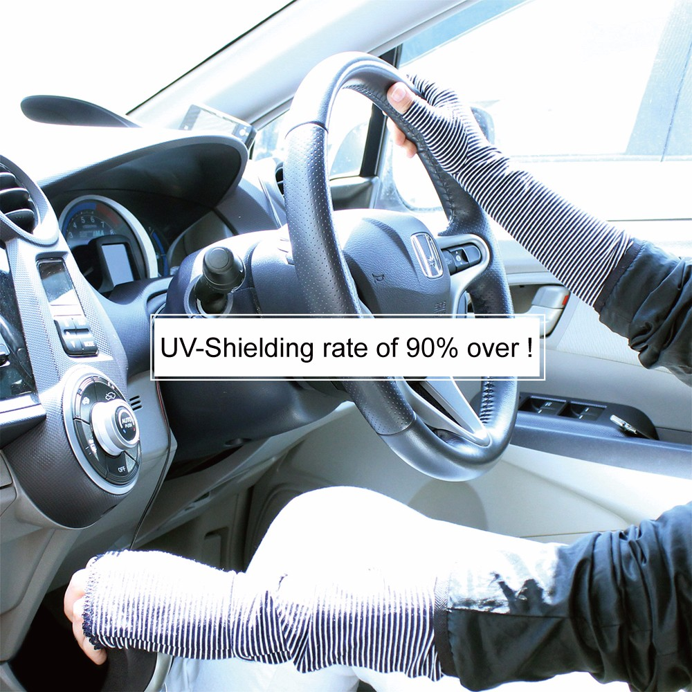 Japan Quality and Cute car driving gloves UV gloves at Low-cost prices UV-shielding rate of 98% or over !