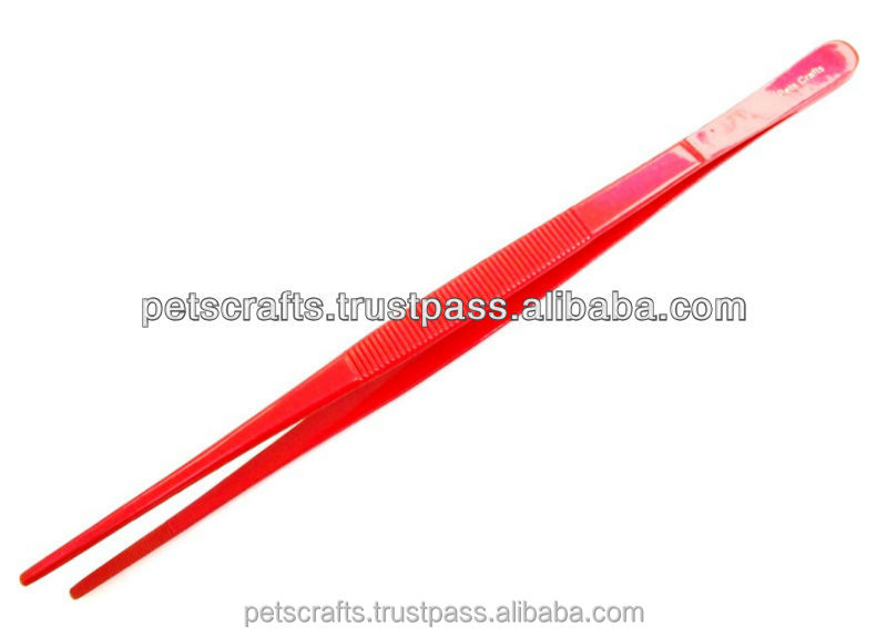 New Red Pet Tweezers - Birds and Reptiles products