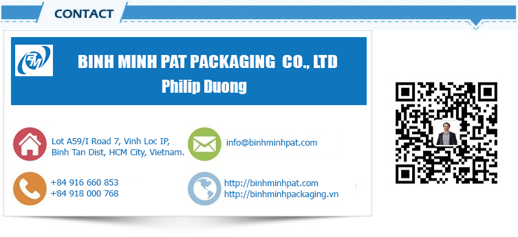 Offset Printing Carton Box