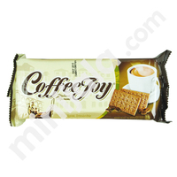 Coffeejoy Coffee Biscuit Flavors With Indonesia Origin