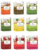 Organic refresh beverages