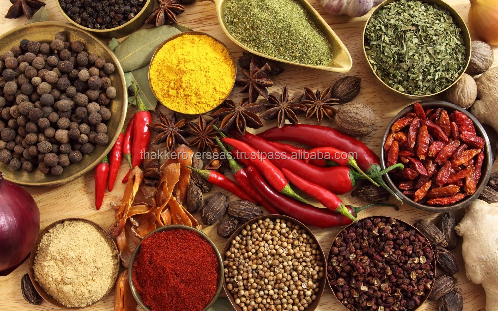 Superior quality Indian Herbs and Spices