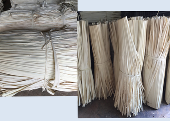 Dry palm leaf / Palm leaf for making handicraft