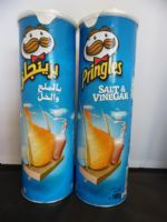 Pringles 165grm With Arabic Text ( Original Flavor)