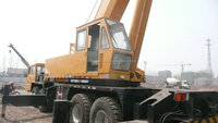 used TadanoTG1000E truck crane for sale in Shanghai